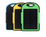 شارژر همراه پاور بانك خورشیدی